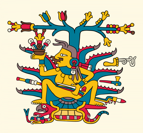 Figure3_Mayahuel_Codex Laud
